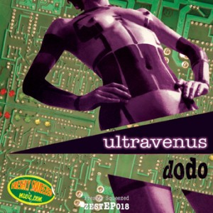 Ultravenus album cover