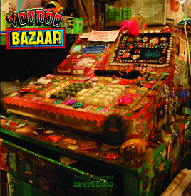 voodoo bazaar album cover